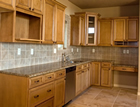 Warren custom cabinets